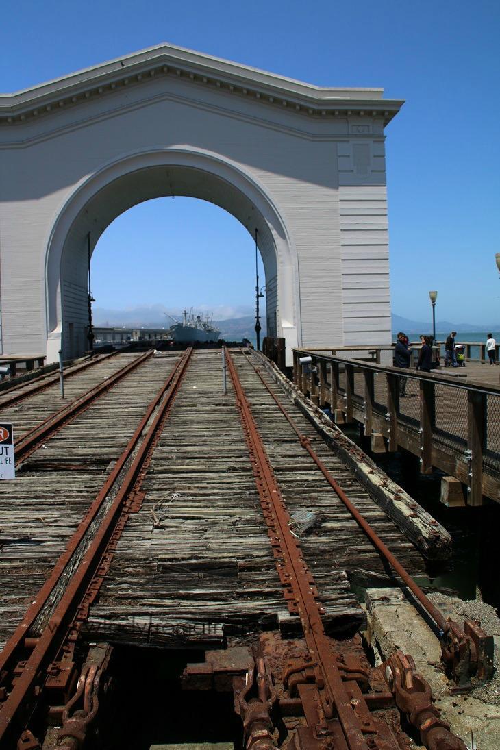 Hyde Street Pier San Francisco