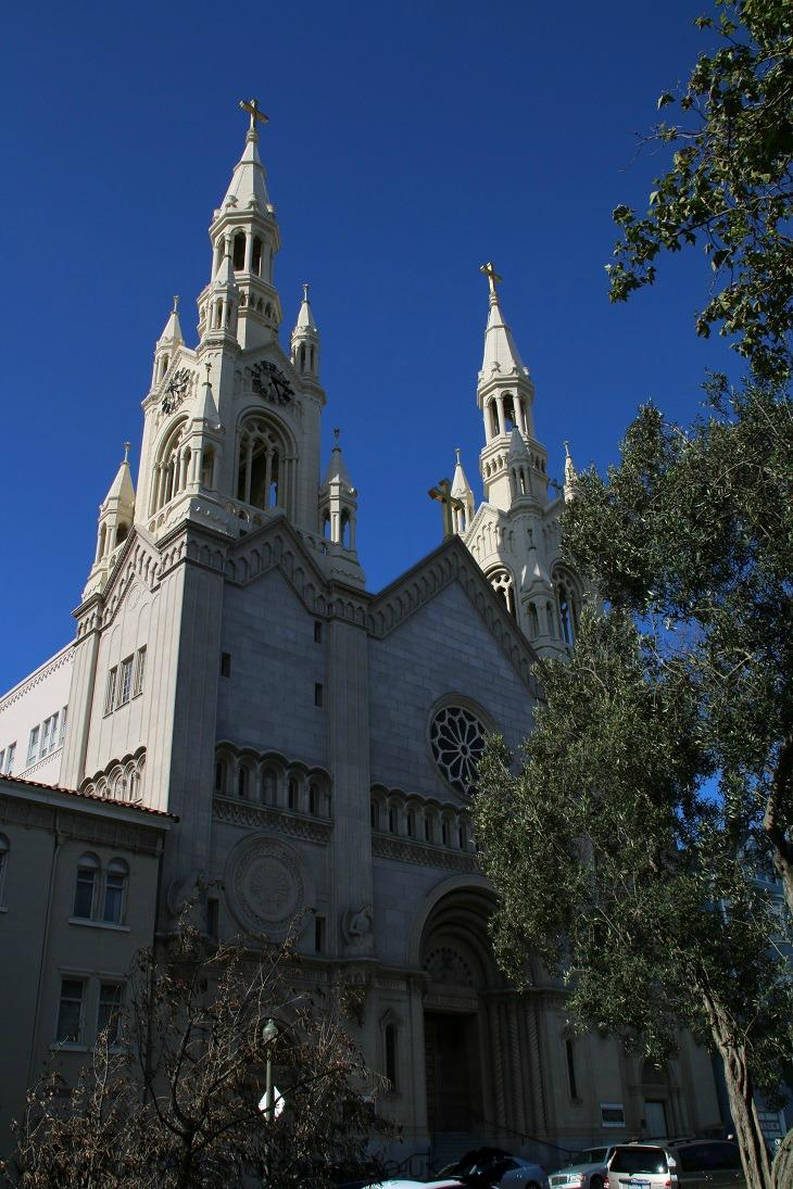 Saint Peter and Paul Church San Francisco