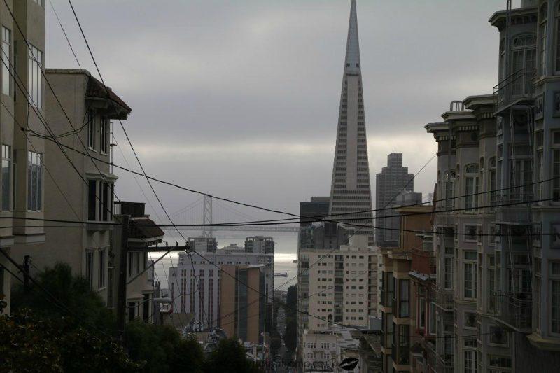 Powell Hyde Cable Car San Francisco