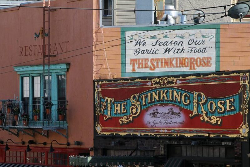 The Stinking Rose San Francisco Review