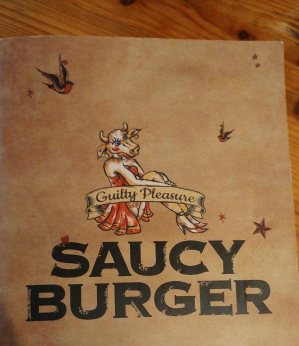 Saucy Burger Sunderland Review