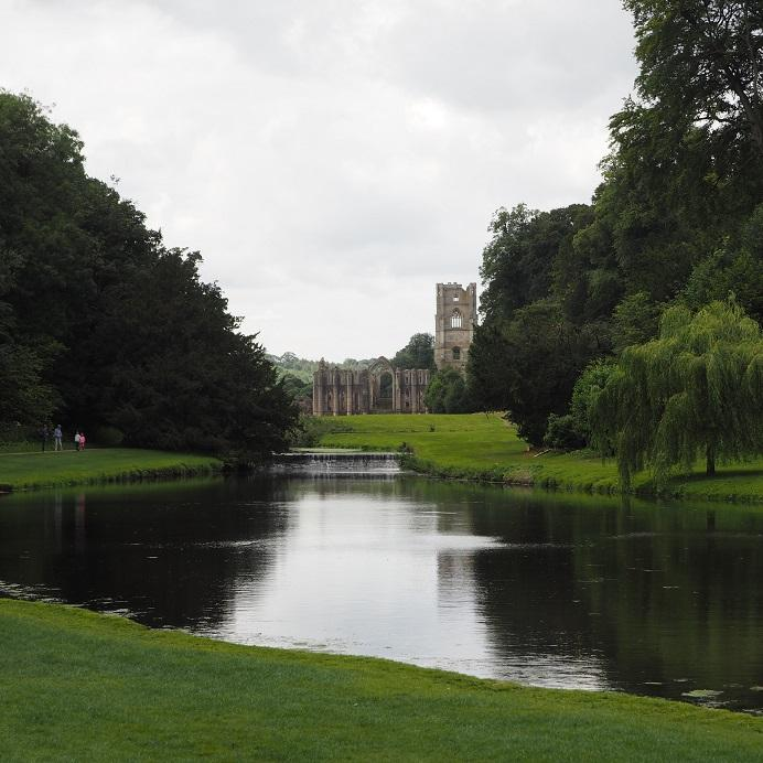 Fountains Abbey & Studley Royal Water Garden Review