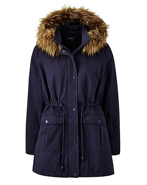 Simply Be Value Parka Review