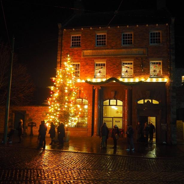 Beamish Christmas Nights 2016