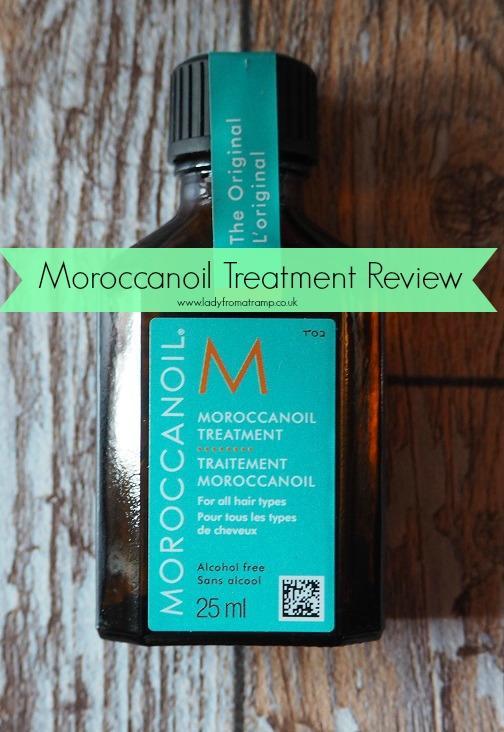 Moroccanoil Treatment Review