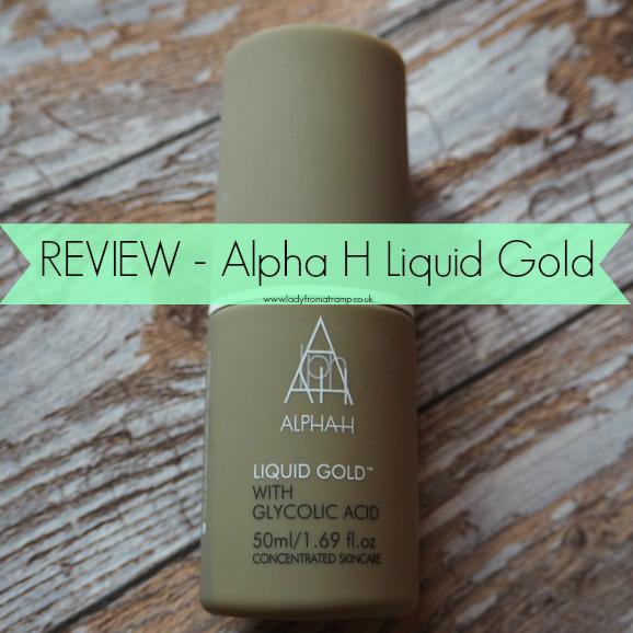 Alpha H Liquid Gold Review