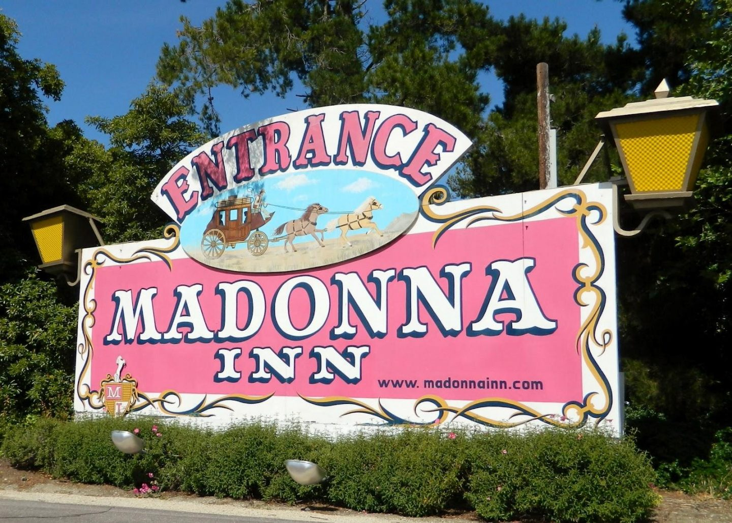 Madonna Inn San Luis Obispo Review