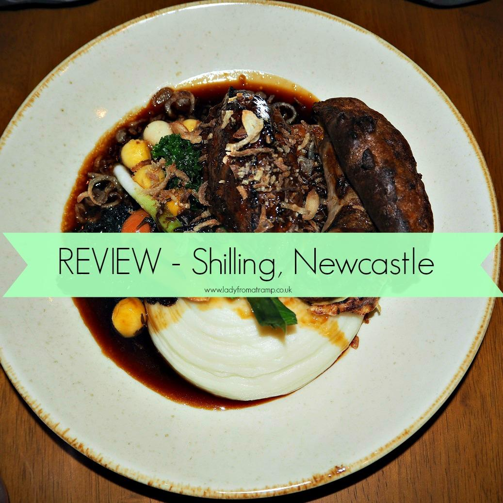 Shilling Newcastle Quayside Review