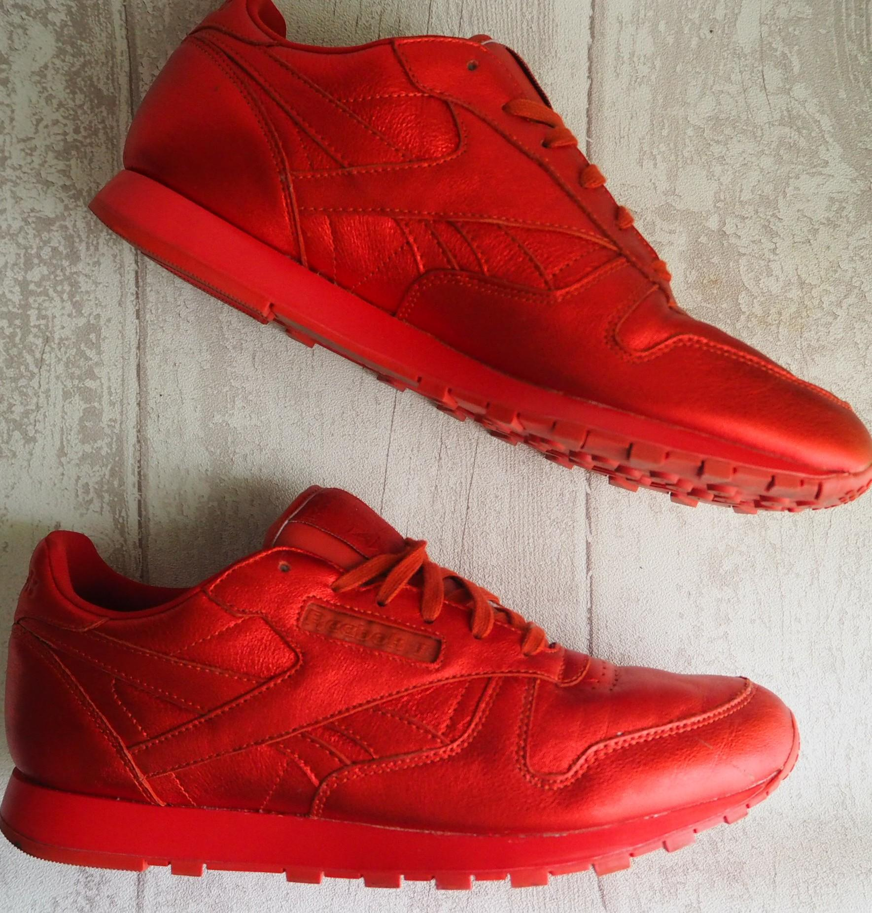 Reebok x FACE Stockholm Classic Trainers