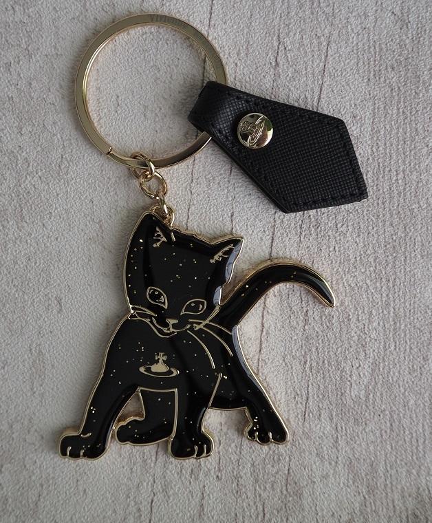 VIvienne Westwood Kitten Keyring