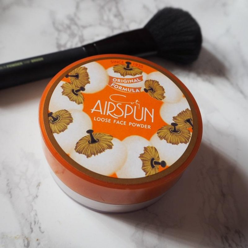 Coty Airspun Powder Review