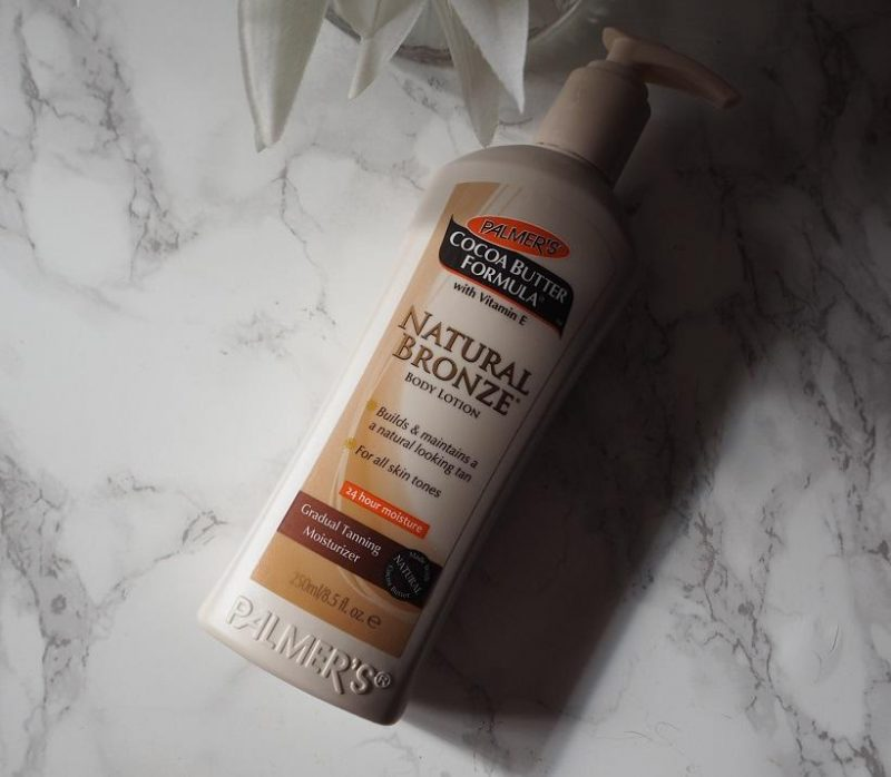 Palmers Natural Bronze Gradual Tan