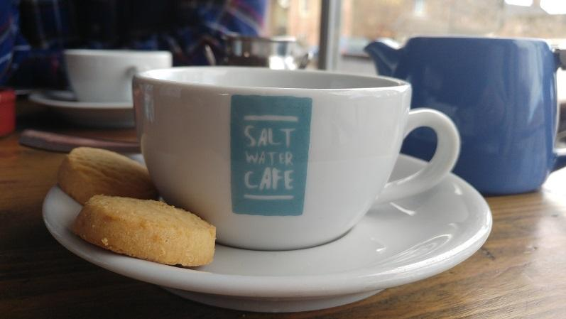 Salt Water Cafe Beadnell Review