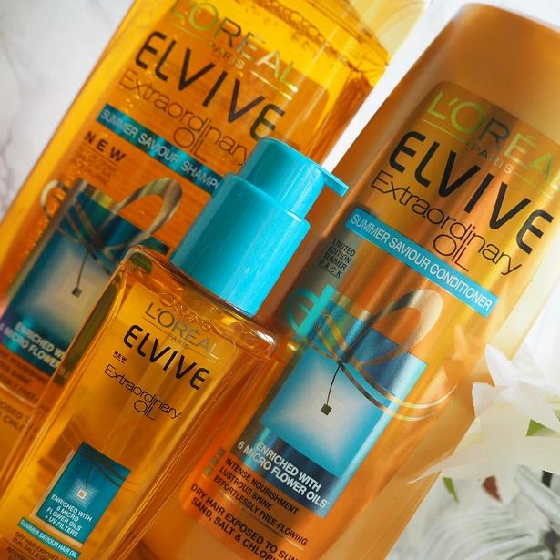 Elvive Extraordinary Oil Summer Saviour