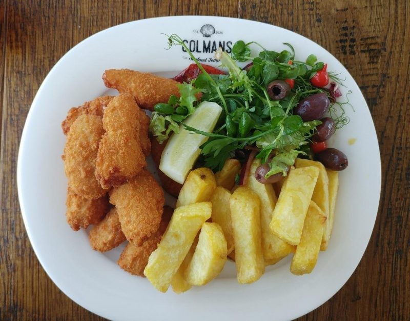 Colmans Seafood Temple Review