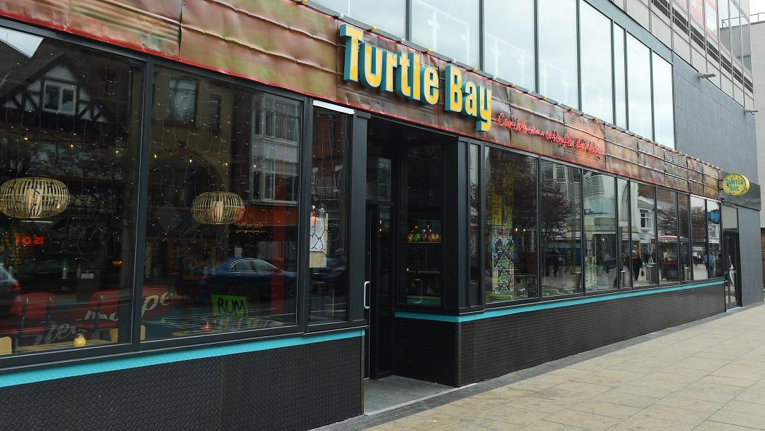 Turtle Bay Middlesbrough