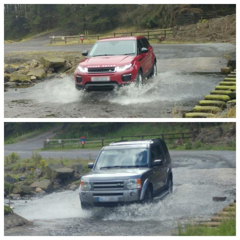 Land Rover Experience Yorkshire