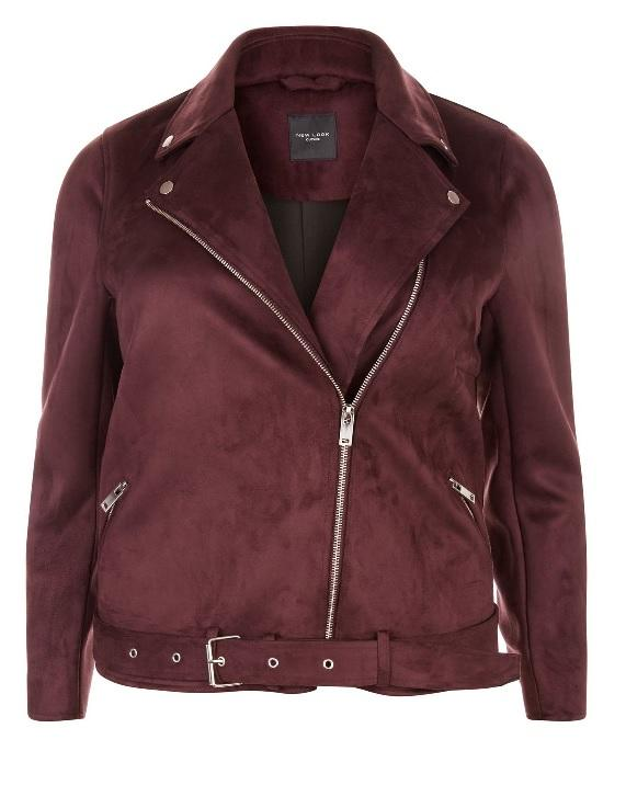New Look Curve Biker Jacket