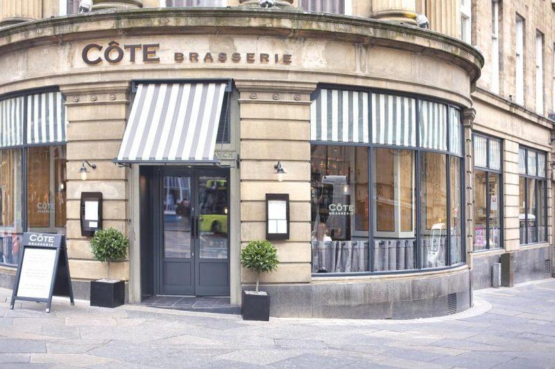 Côte Brasserie Newcastle