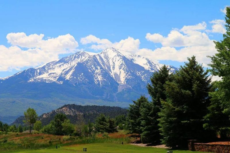 The Rockies Colorado