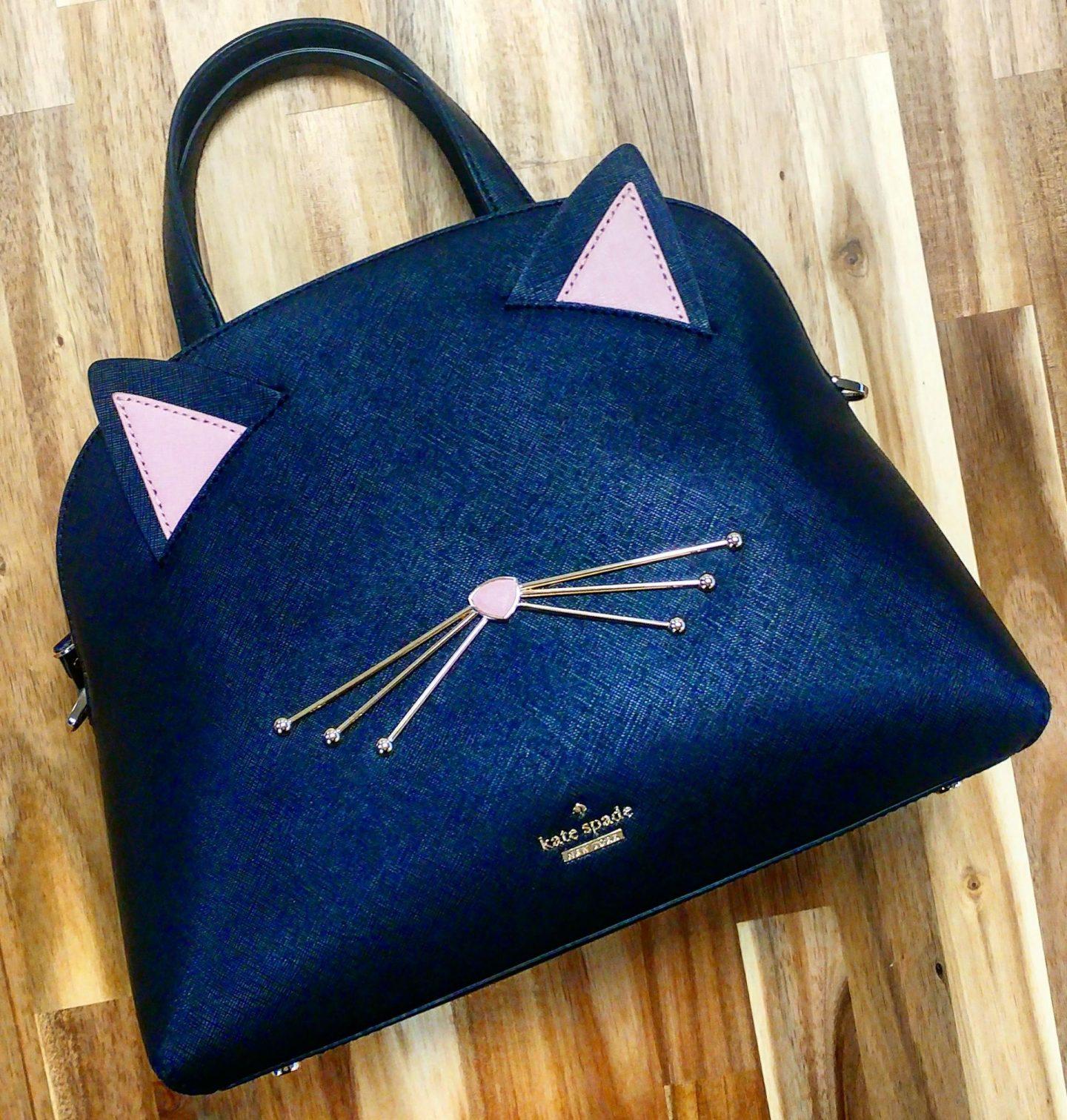 Kate Spade Cats Meow Lottie bag