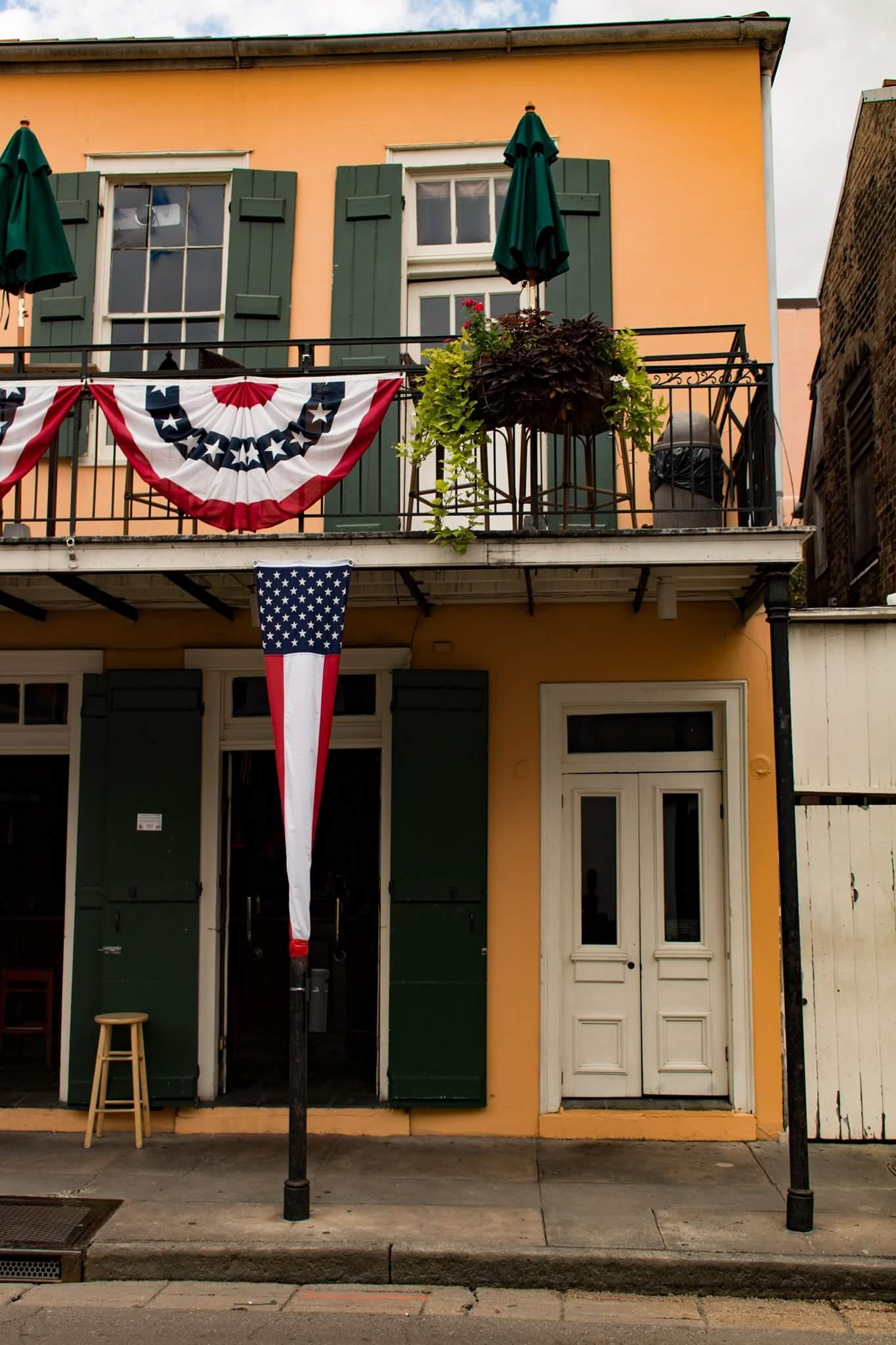 New Orleans 4th July