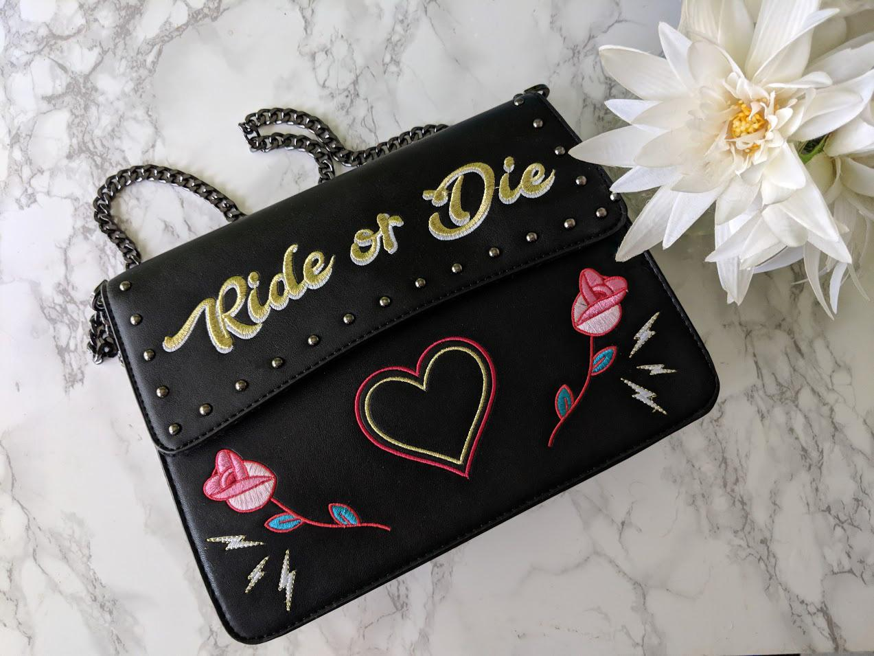 Skinnydip London Ride or Die Bag