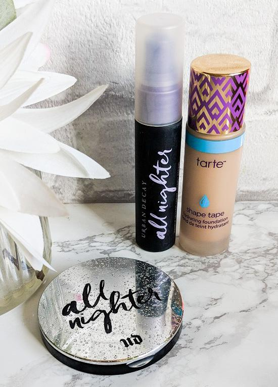 Urban Decay All Nighter Powder