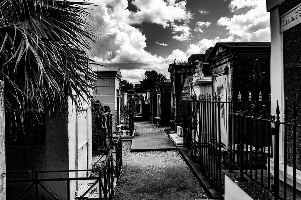 St Louis Cemetery Number 1