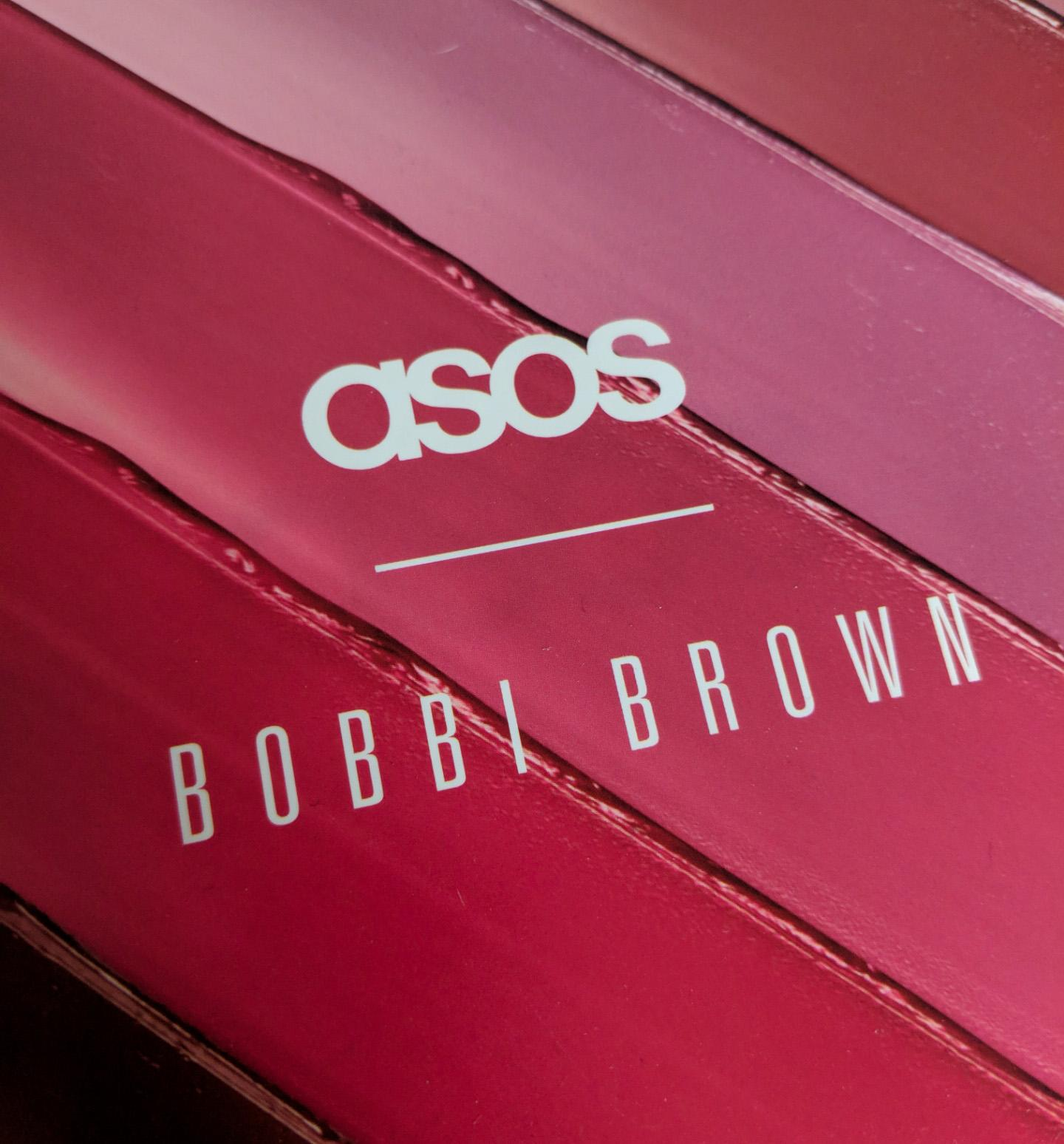 ASOS Bobbi Brown Box