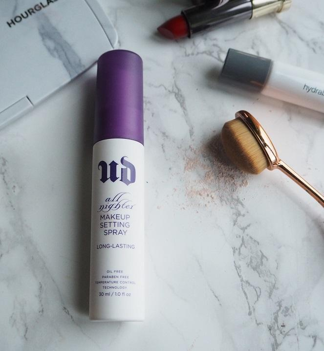 Urban Decay Cherry All Nighter Setting Spray