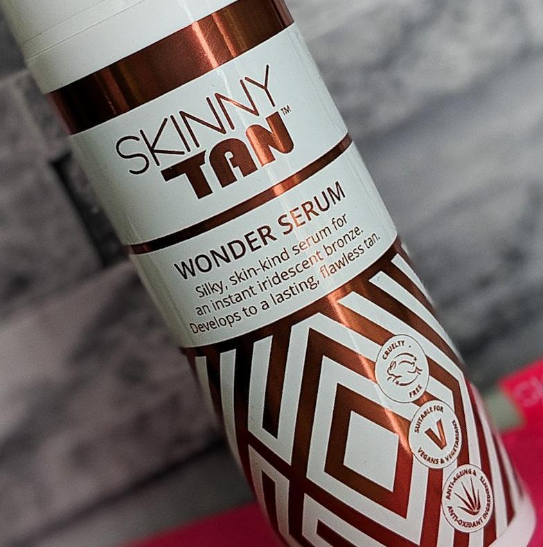 Skinny Tan Wonder Serum