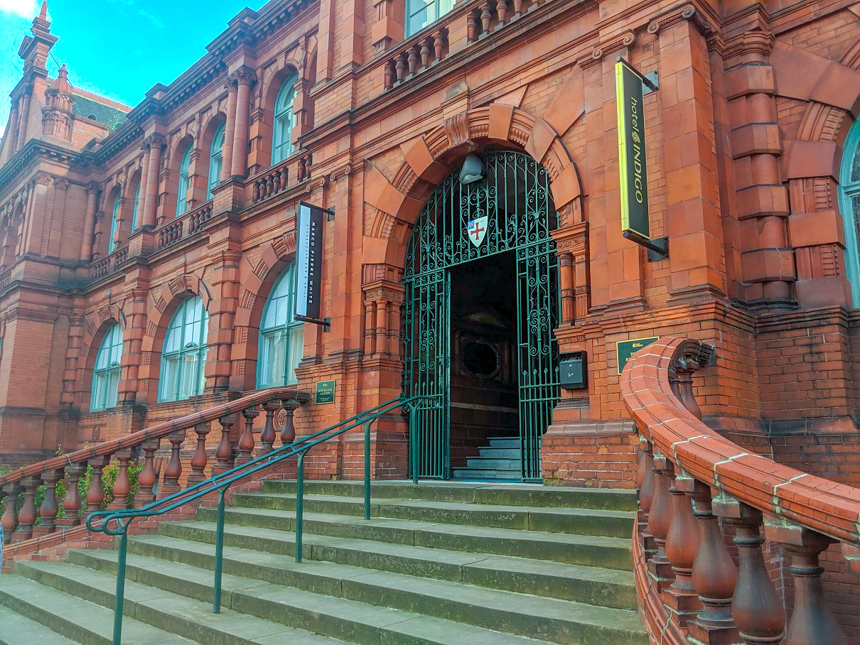 Durham Restaurant Week Marco Pierre White Hotel Indigo Durham