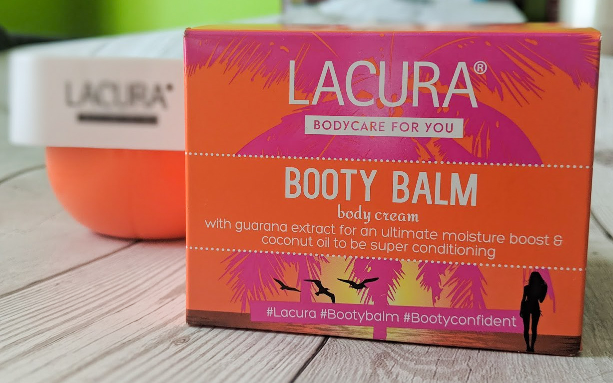 Lacura Booty Balm Review