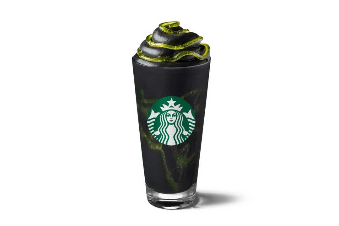 Starbucks Phantom Frappucino