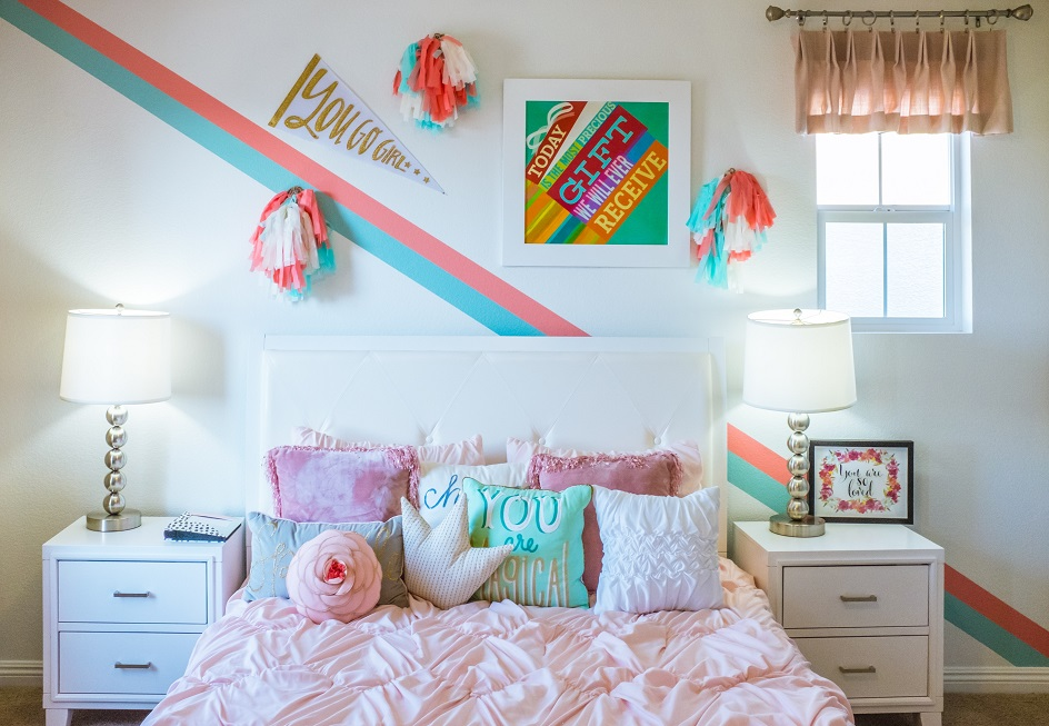 How Can I Redecorate My Child's Room?